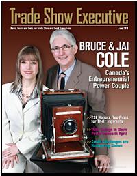 Trade Show Executive cover